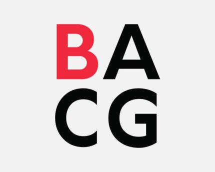 BACG brand/print